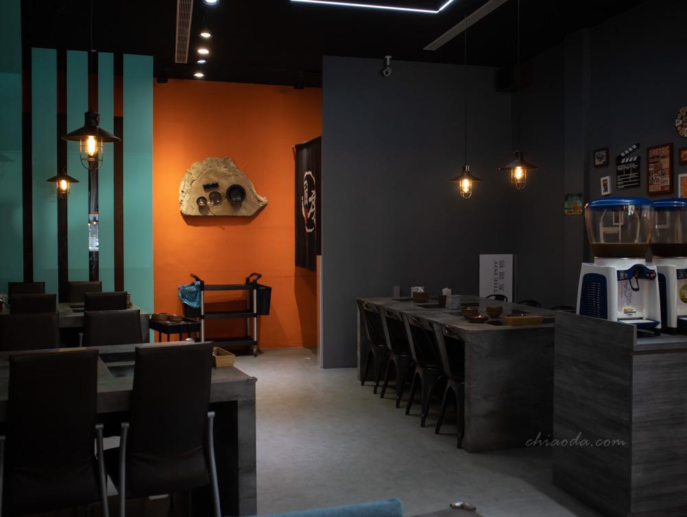 銄鍋 內用環境 台中東區聚餐餐廳