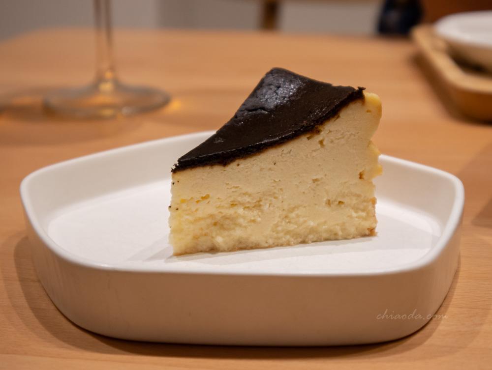 嵐山炸牛排 巴斯克重乳酪蛋糕