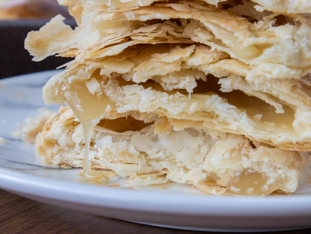 意緣食品 台中太陽餅 勘西 牽絲太陽餅