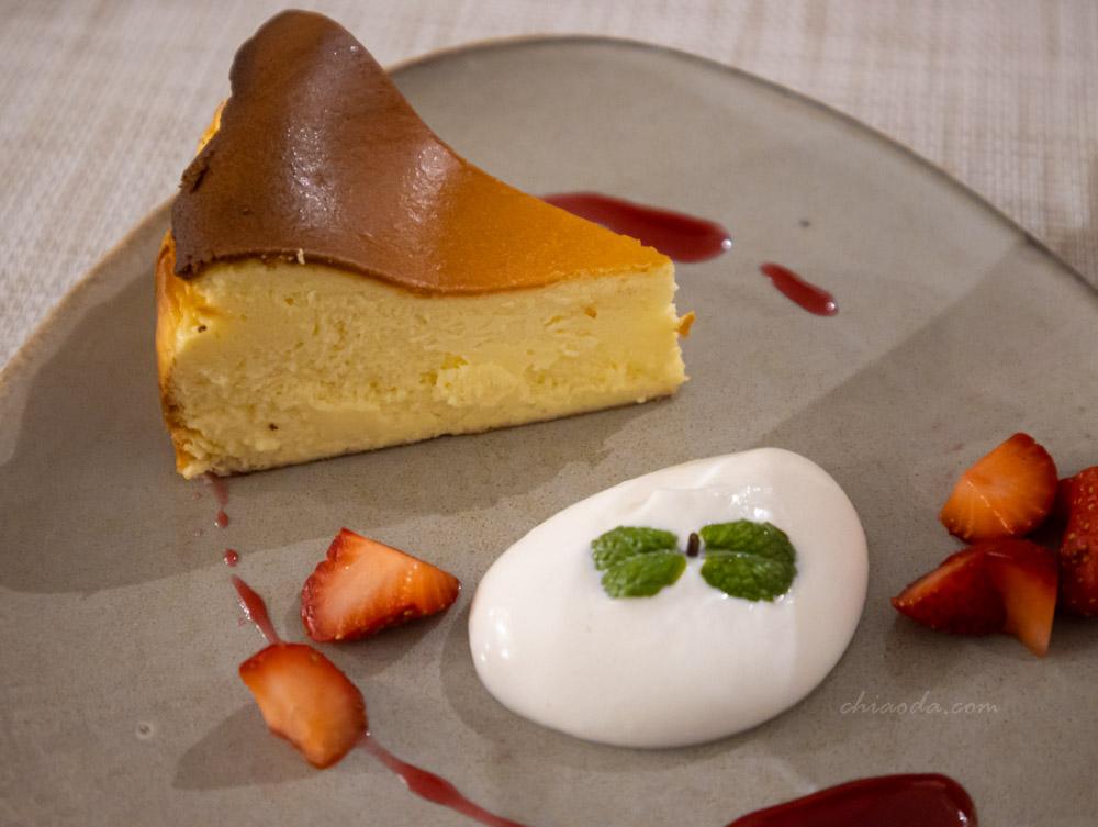 樂鬧甜點 巴斯克蛋糕