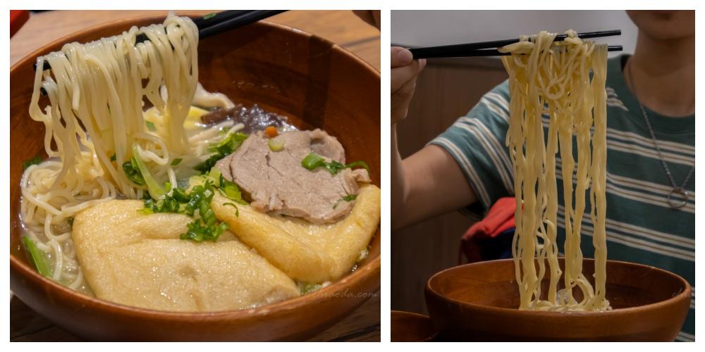 安曇野食卓 魚介豚骨拉麵 台中日式拉麵