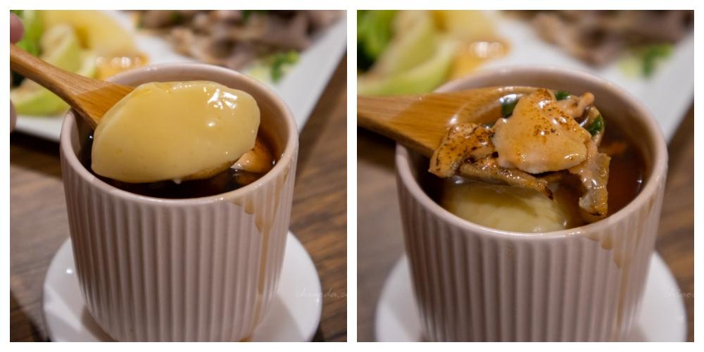 安曇野 茶碗蒸
