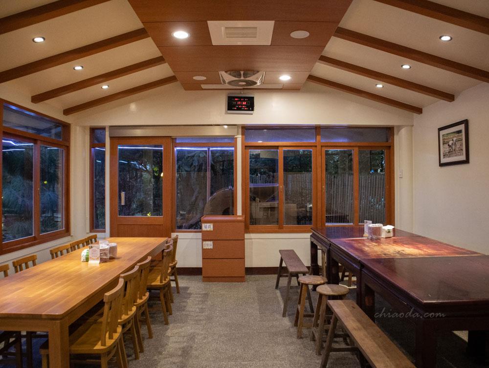 田寮農莊 餐廳環境