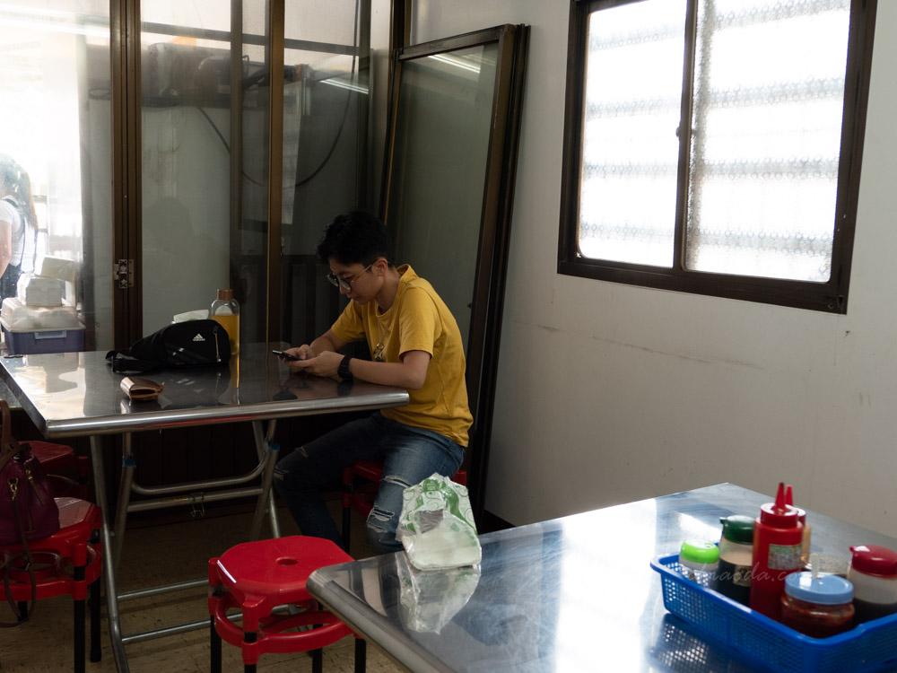 烏日越南米粉湯小吃 提供冷氣