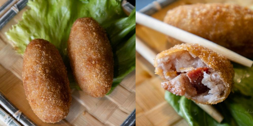 石頭燒肉豐原店 芋泥香酥鴨