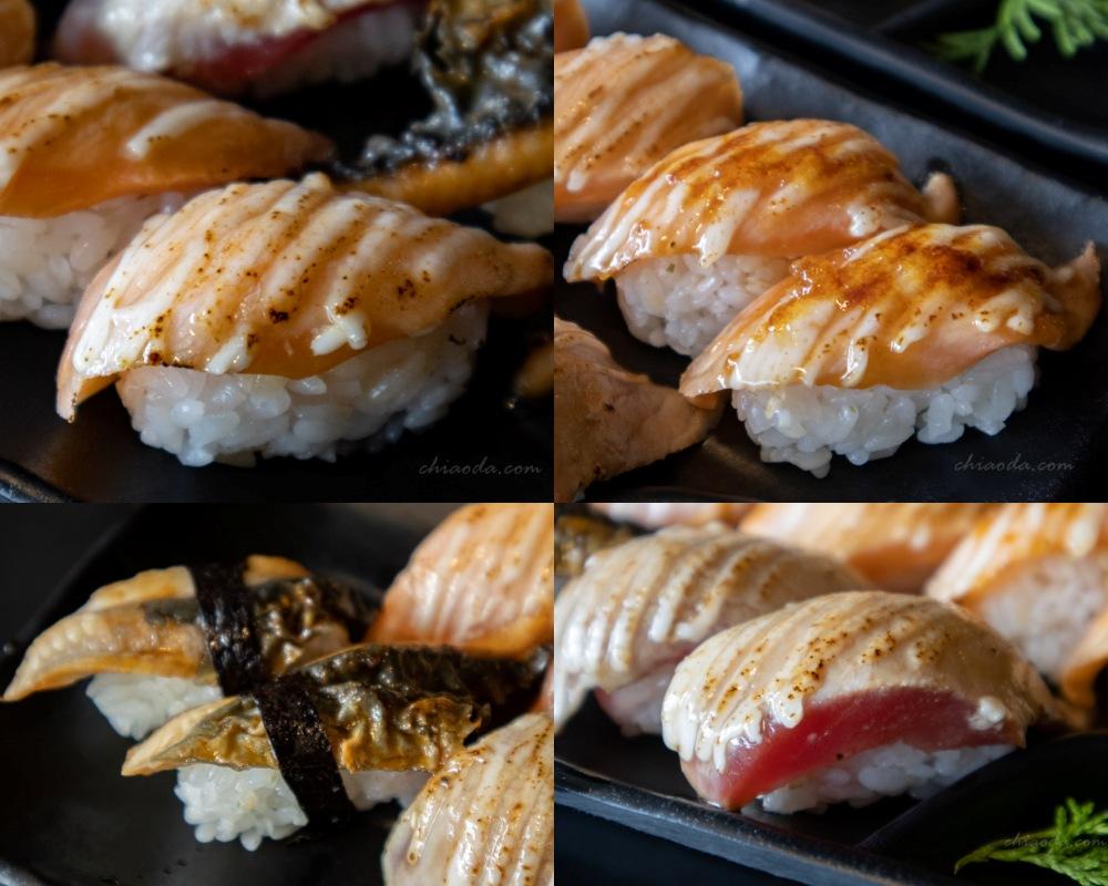 石頭燒肉豐原店 握壽司