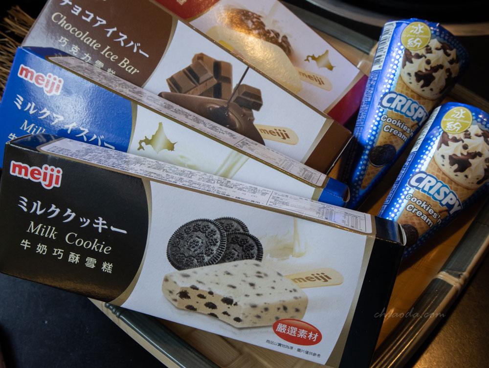石頭燒肉豐原店 冰淇淋