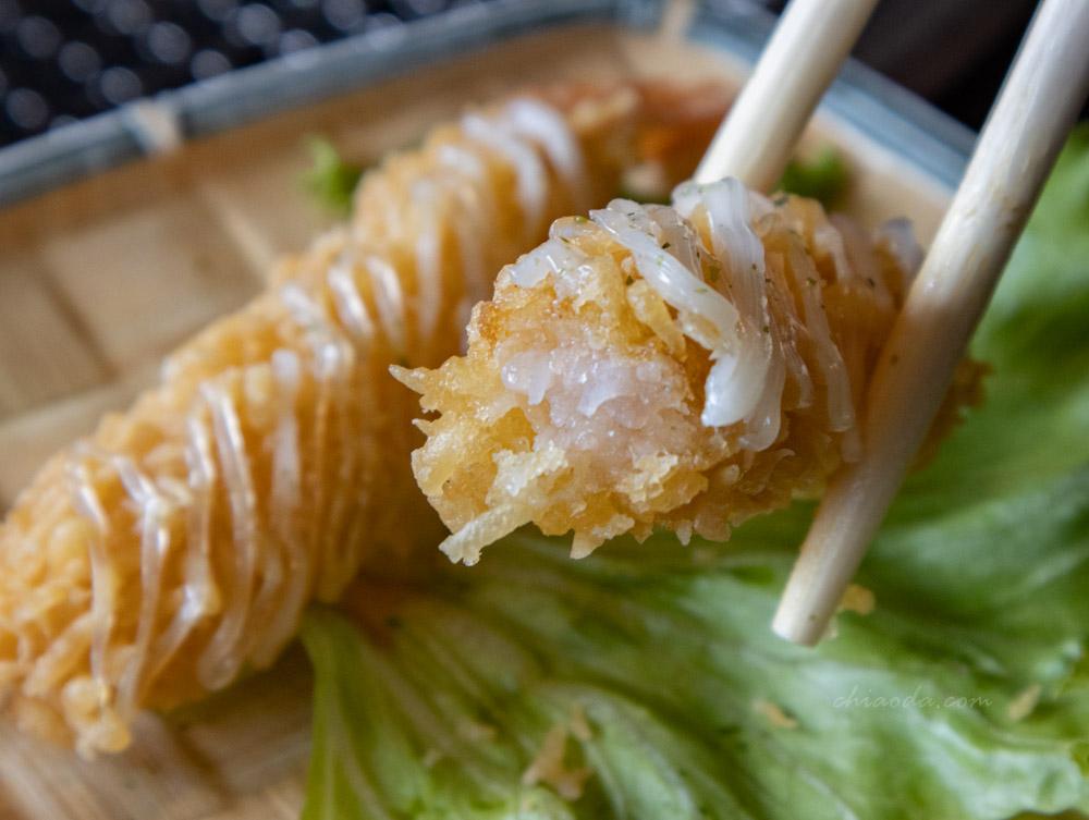 石頭燒肉豐原店 香酥芙蓉蝦