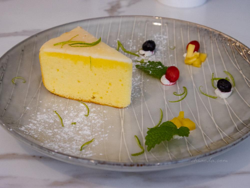 八又三分之一 老奶奶檸檬糖霜蛋糕