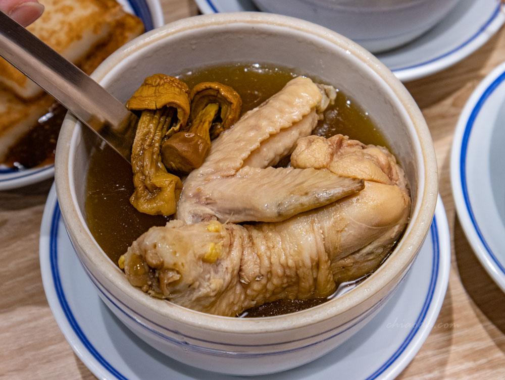 賣湯佬 巴西蘑菇燉雞湯 台中個人補湯