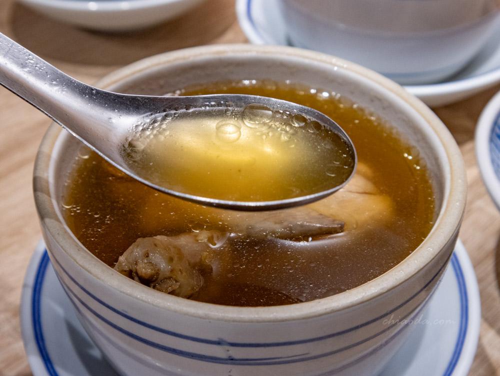 賣湯佬 巴西蘑菇燉雞湯