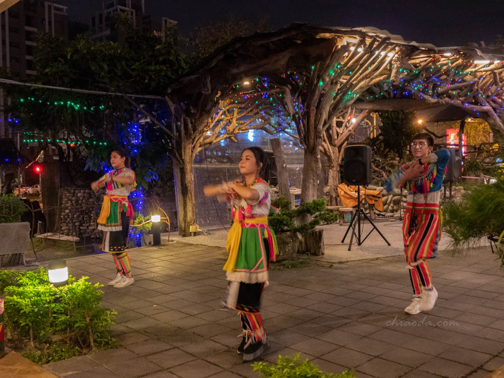 城市部落 原住民舞蹈表演