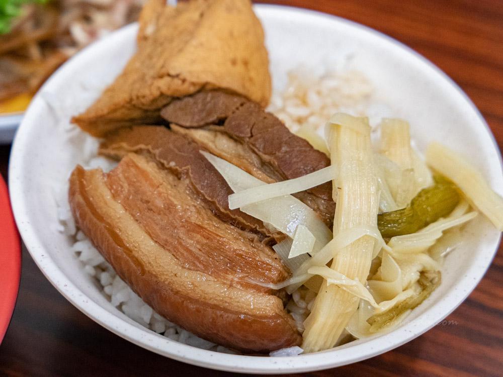 王爺魚翅肉羹 爌肉飯
