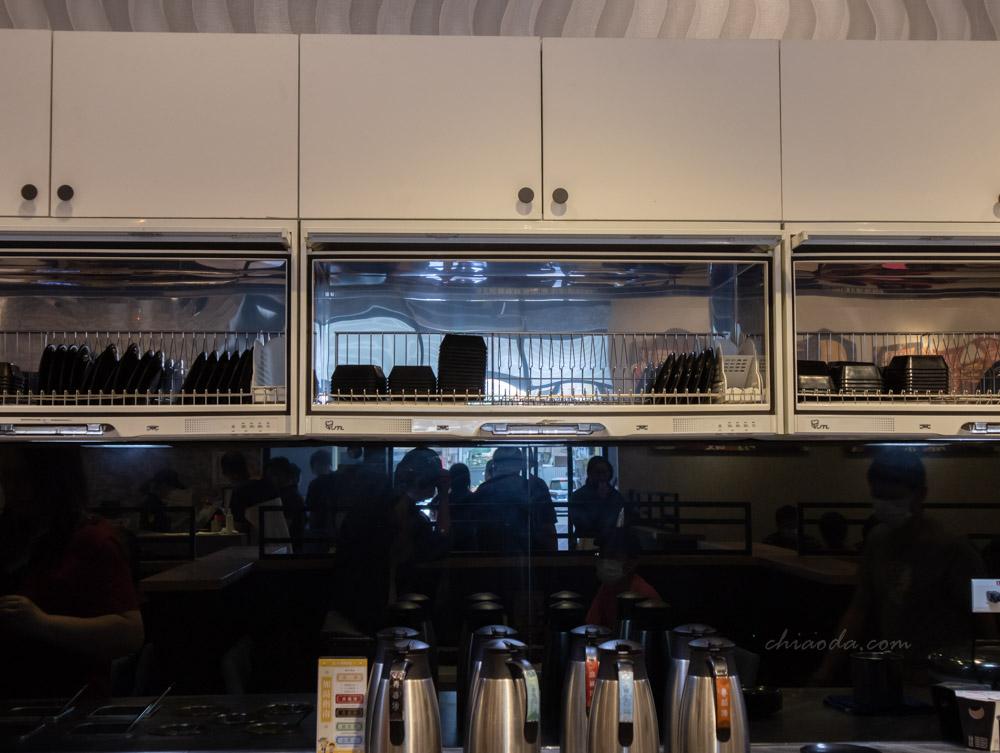 五鮮級鍋物和美店 烘碗機