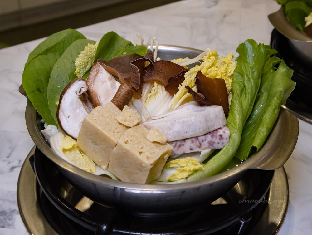 五鮮級和美 招牌龍骨湯+五青ㄟ菜