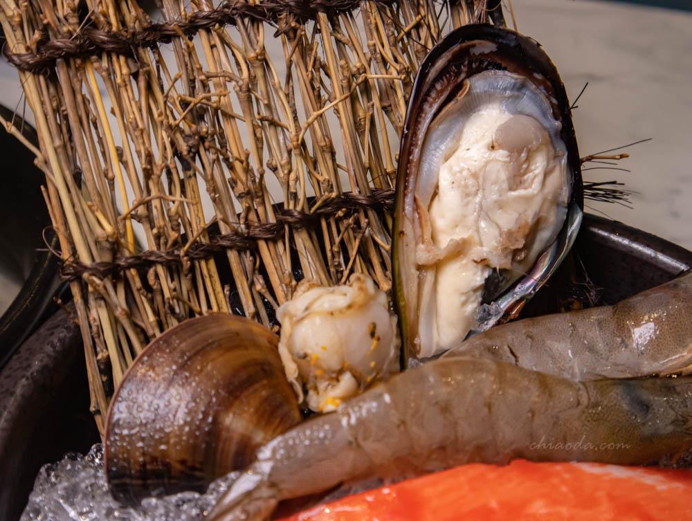 五鮮級鍋物 小海拼