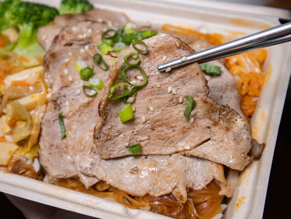 墨妃家外帶 極上梅花豬 台中燒肉外帶餐