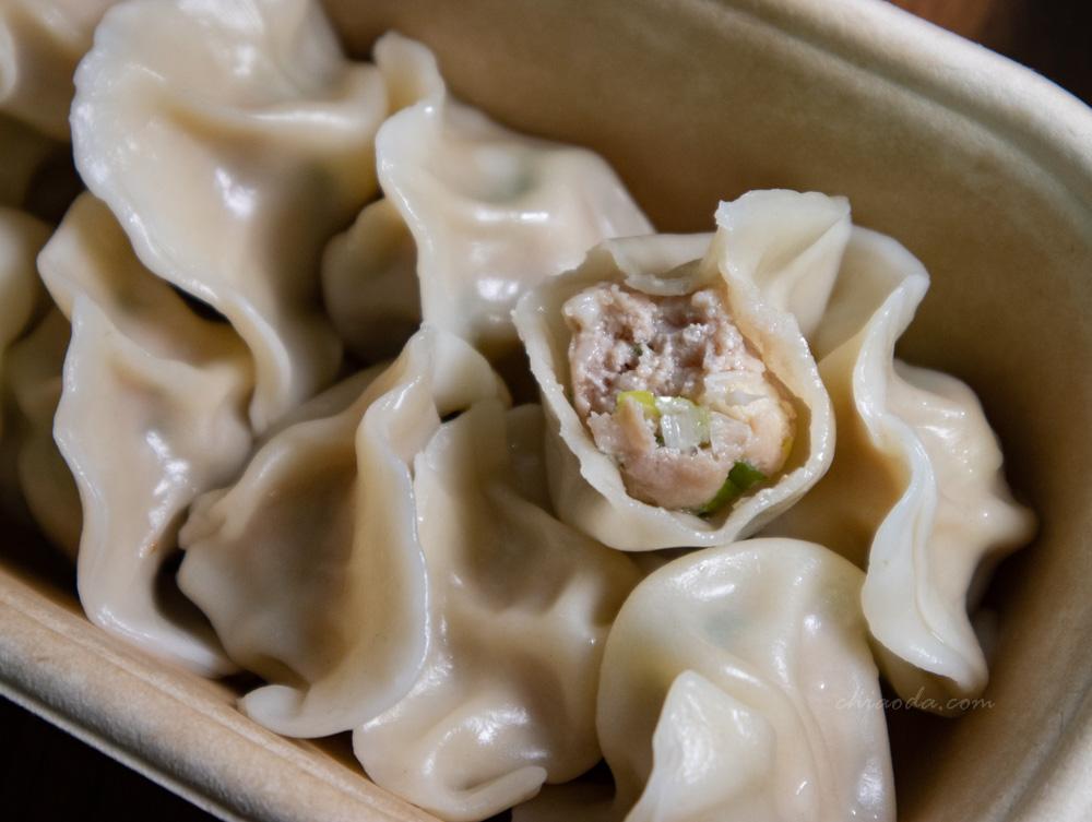 若木 香蔥麻花椒水餃 台中水餃店