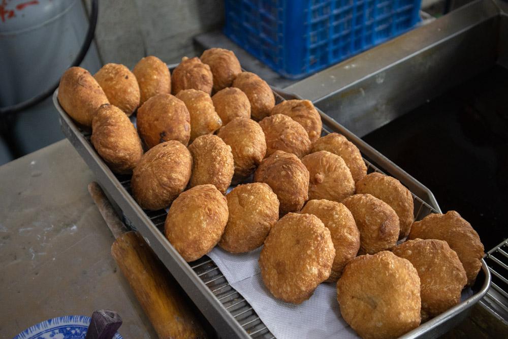 阿貞炸饅頭 紅豆包 咖哩包