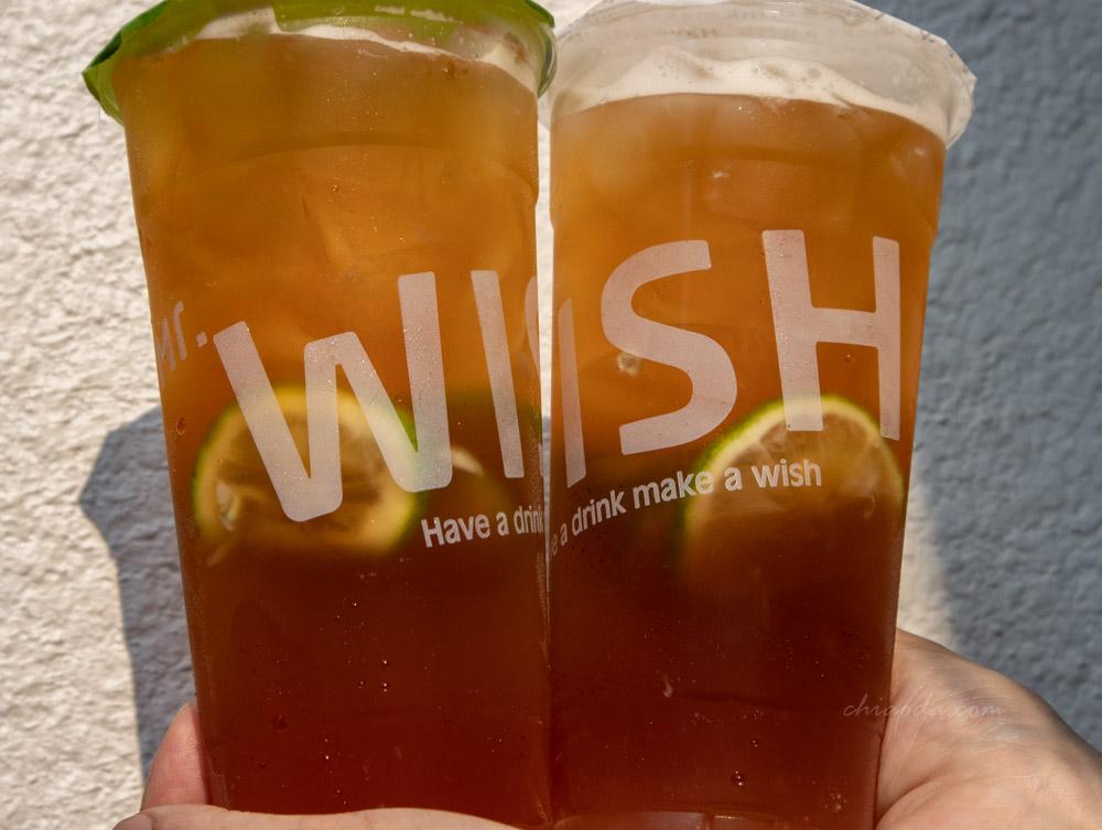 MR WISH 凍檸茶