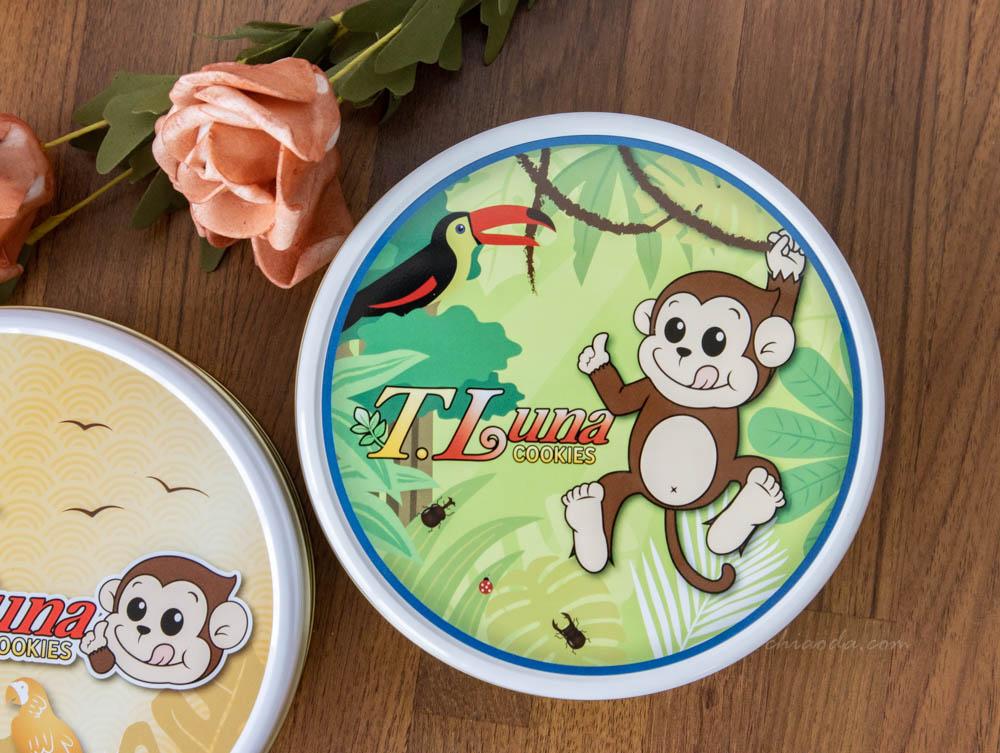T.Luna猴子曲奇餅 高山茶曲奇
