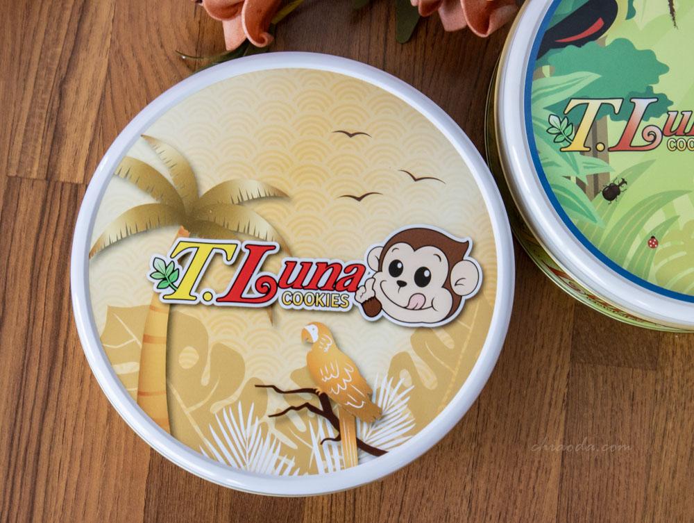 T.Luna猴子曲奇餅 棕櫚蜜曲奇