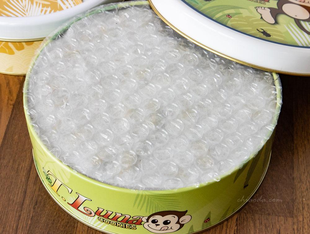 T.Luna猴子曲奇餅 包裝