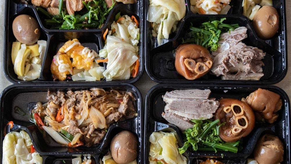 憶鵝時外帶餐盒|豐原外帶餐盒推薦!經典合菜辦桌餐廳的外帶便當也很不錯耶~