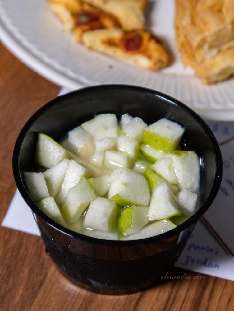 友義素 外帶帕尼尼套餐 蔬食椰奶奶酪