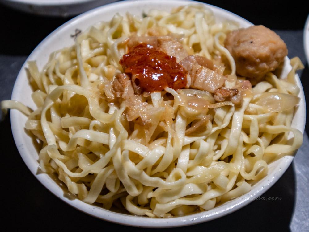 ㄎㄚㄟ香菇肉羮 拉仔麵
