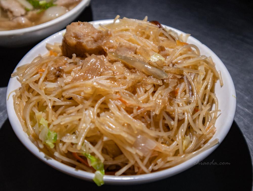 ㄎㄚㄟ香菇肉羮 炒米粉