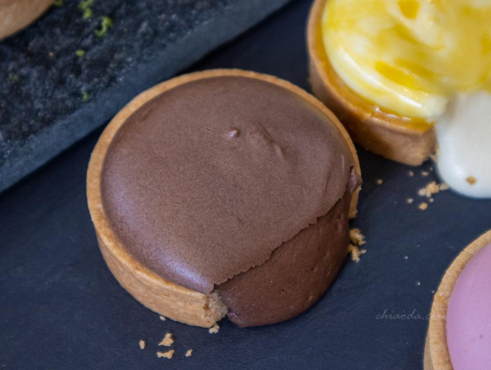 吻鑽糖半熟乳酪 榛果巧克力