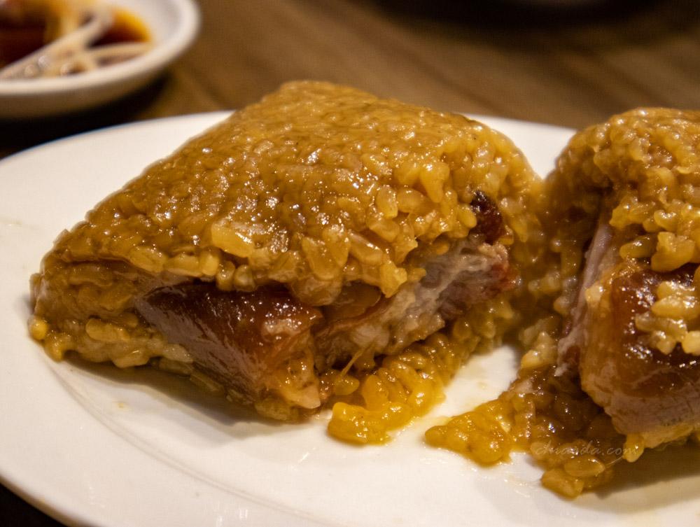 滬舍餘味 肉粽