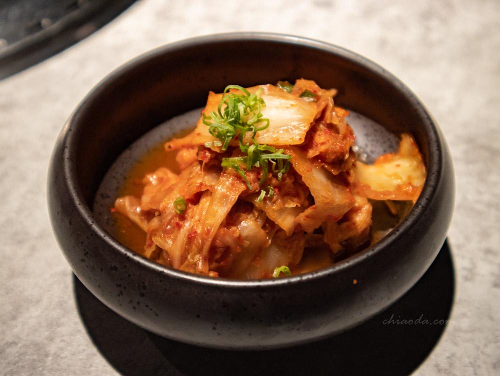 燒肉風間 前菜泡菜