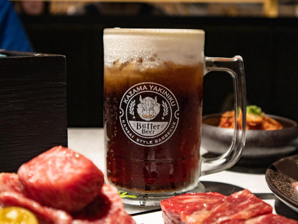 燒肉風間 奶油啤酒無酒精