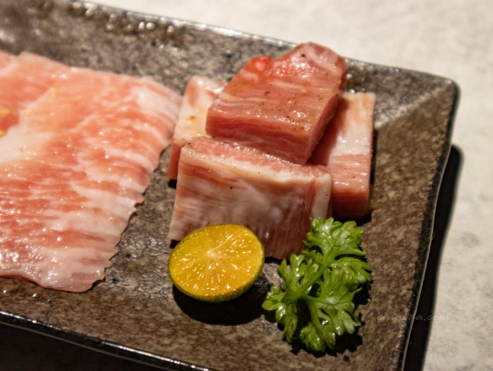 燒肉風間 本地松阪豬