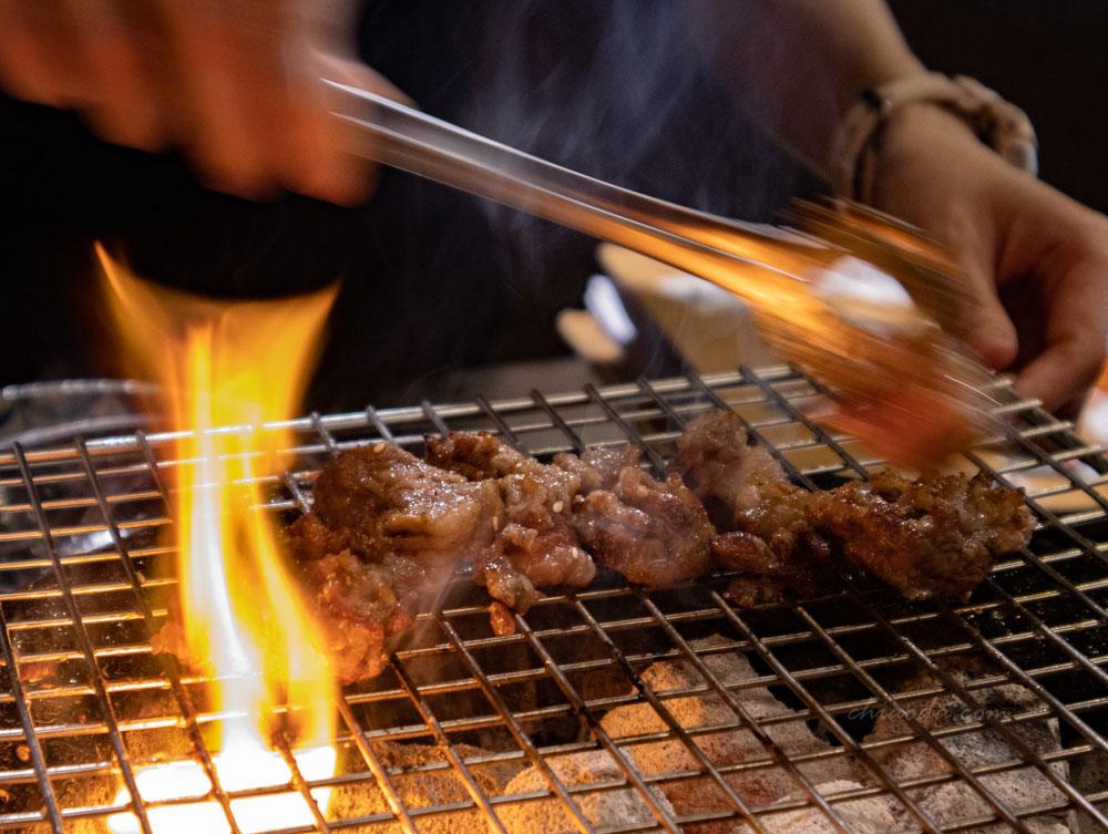 板前燒肉一徹 澳和牛肋條