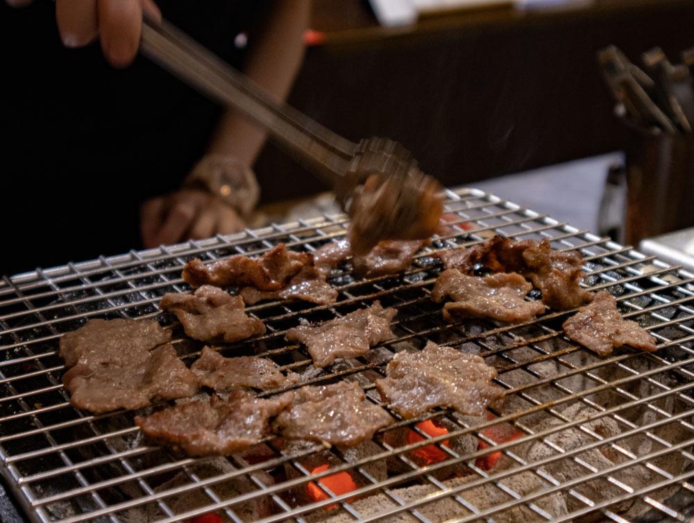 板前燒肉一徹 豬大腸頭