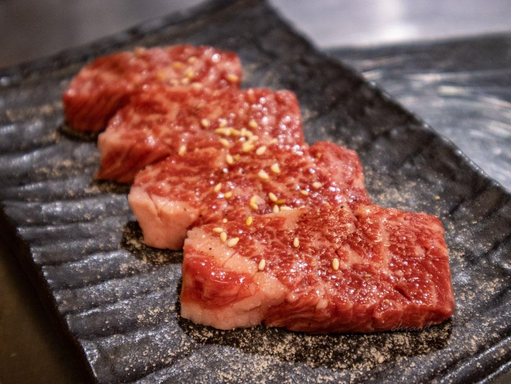 板前燒肉一徹 厚切牛小排
