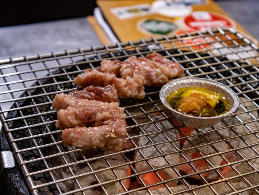 板前燒肉一徹 伊比利豬肋條