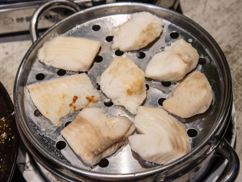 8德司 蒸煮鍋個人套餐