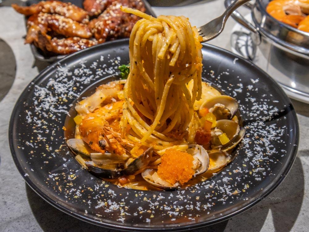 8德司 海鮮太太 海鮮義大利麵