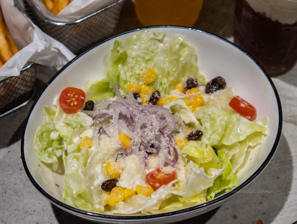 8德司 套餐沙拉
