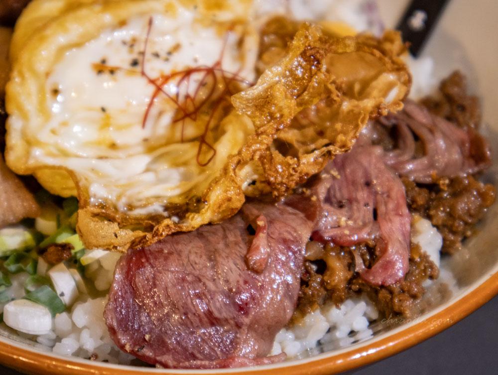 渣女·深夜和牛燒肉燥飯 和牛丼飯