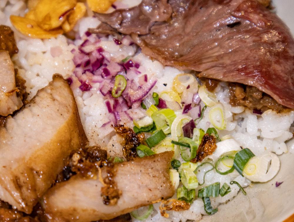 渣女·深夜和牛燒肉燥飯 霸氣雙拼和牛燥飯