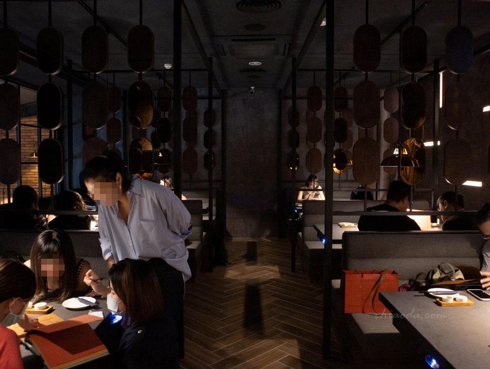 燒肉中山 台中大墩店 二樓