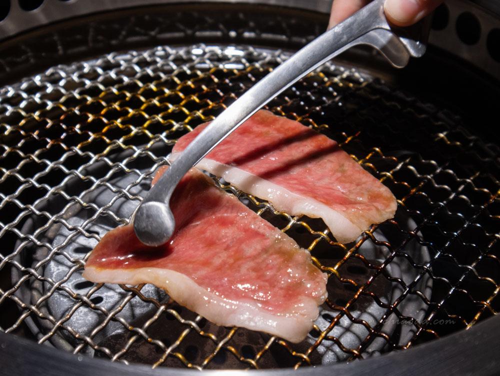 燒肉中山 日本和牛上蓋肉