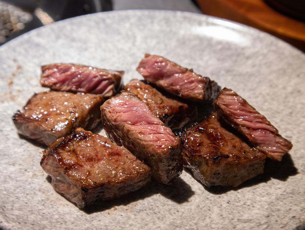 燒肉中山 安格斯牛小排