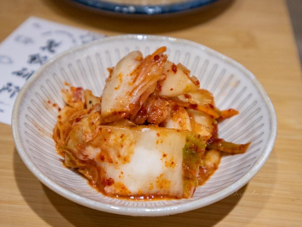 製餃研所 麻辣泡菜