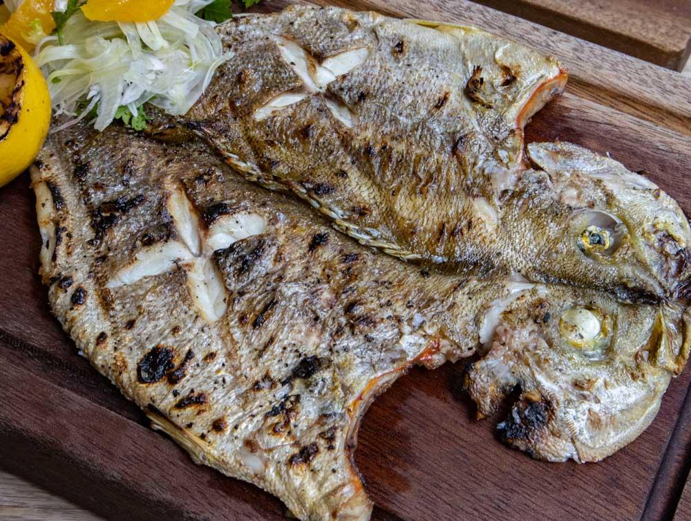 FORE restaurant 每日市場鮮魚